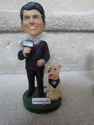 "Mint Larry Sprinkle Charlotte Knights Announcer Bobblehead  ""WOW"""