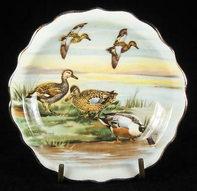 Royal Standard Ducks Fine Bone China Trinket Dish