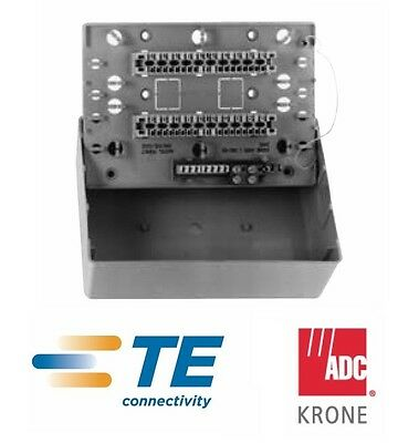 Krone Telstra MDF 10 Pair 6455 1 042-00 ADC TE Connectivity Phone line