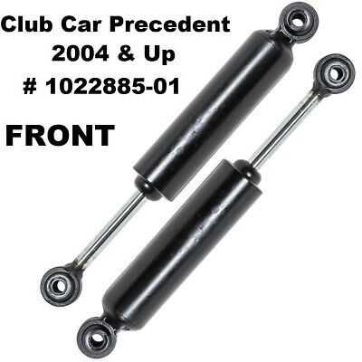 2 Club Car Precedent Front Shocks 2004 & Up Gas & Electric Golf Cart 1022885-01