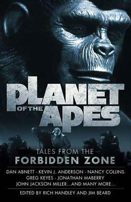 Planet of the Apes: Tales from the Forbidden Zone by Sam Knight, Bob Mayer, Will