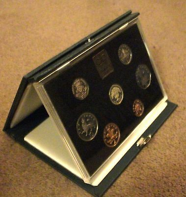 1987 Proof Set of Coins. Ideal 30th BIRTHDAY or ANNIVERSARY Gift