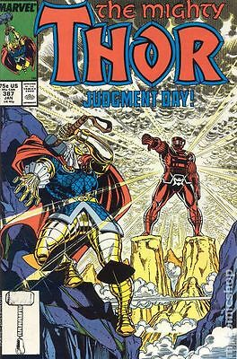 Thor (1962-1996 1st Series Journey Into Mystery) #387 VF
