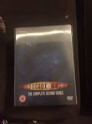 doctor who dvd collection