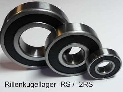 **  1x Rillenkugellager 6202-2RS .... d=16mm ..... 16x35x11mm .....** NEU **