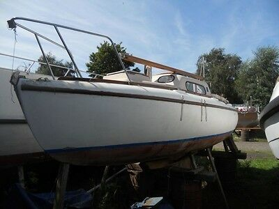 Laurent Giles Audacity sloop classic sailing boat yacht cruiser project