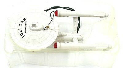 Star Trek Starship Enterprise 1991 hallmark keepsake christmas ornament