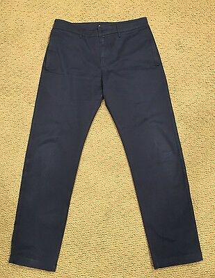 RAPHA Cotton Trousers- Navy