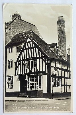 Postcard of The Copper Kettle, Wolverhampton, Staffordshire