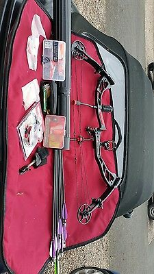 PSE Compound bow complete kit