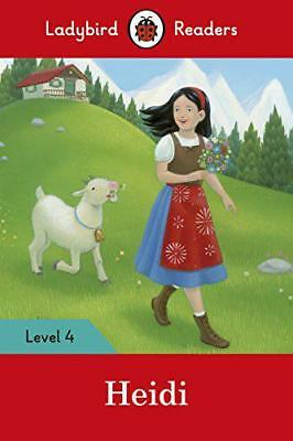 Heidi - Ladybird Readers Level 4 by  | Paperback Book | 9780241284339 | NEW