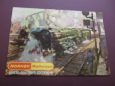 Hornby 19Th Edition 1973 Catalogue New