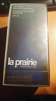 La Prairie Cellular Radiance Emulsion Spf30 Neu&ovp 50Ml