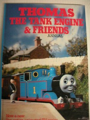 Thomas the Tank Engine and Friends Annual 1985, Christopher Awdry | Hardcover Bo