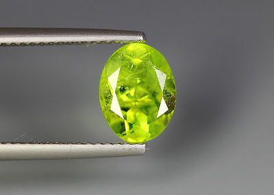 2.19 Cts_World Top Class-Great Color-Nice Oval_100 % Natural Peridot_Pakistan