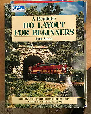 Model Railroader A Realistic HO Layout for Beginers