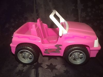 Barbie 1990s Beach Cruiser Jeep