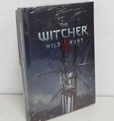 NEW THE WITCHER 3 Wild Hunt Collectors Edition Strategy Official Game Guide