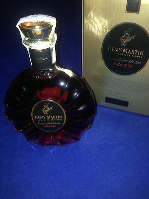 Remy Martin Reserve Cellar Selection Nr. 28 in Geschenkverpackung