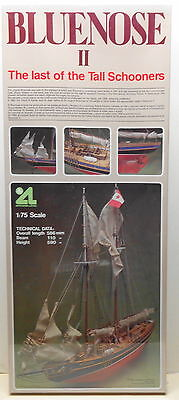 ARTESANIA LATINA Bluenose II 1/75 Wooden Model Kit # 20500 NIB, FACTORY SEALED