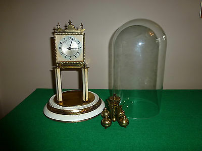 Large Art Deco Anniversary Clock for Spares