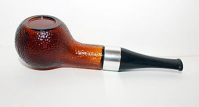 Collectible Avon Oland After Shave Smoking Pipe Shaped Decanter Bottle