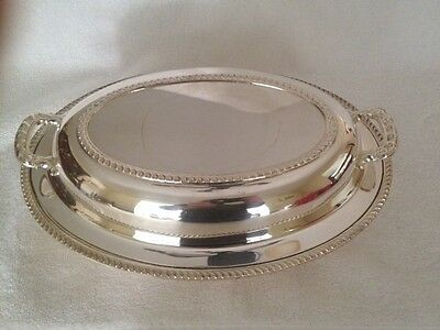 Vintage Silverplate Server by Poole Silver Co.