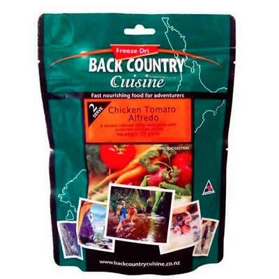 Back Country Cuisine Chicken Tomato Alfredo Freeze Dried Meal - Double Serve