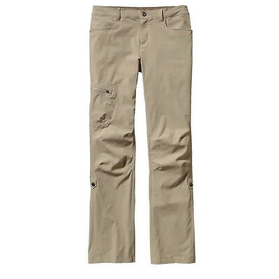 Patagonia Women's Quandary Pants -stetchy, lightweight, quick-dry, hike & tra...