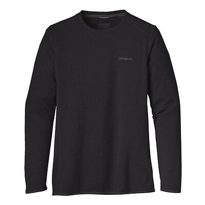 New - Patagonia Men's Speed Waffle Crew - Long Sleeve Thermal Sweatshirt