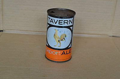 Old Flat Top Courage Tavern Export Ale 12 Oz Tin Beer Can