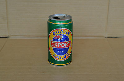 Old Boags Export Lager Beer 375Ml Beer Can