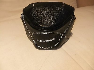 Nikon Leather Camera Case for Nikonos Underwater Camera £15 FREE POST