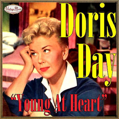 DORIS DAY CD Vintage Vocal Jazz / Young At Heart , Bewitched , You're My Thrill