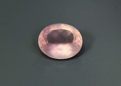 4.40 Cts_World Class Very Rare Gemmy_100 % Natural Rose Quartz Faceted_Brazil