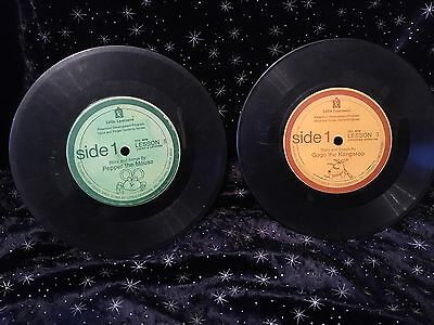 """Little Learners Children's 7"""" Records"""