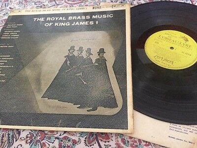The Royal Brass Music Of King James 1