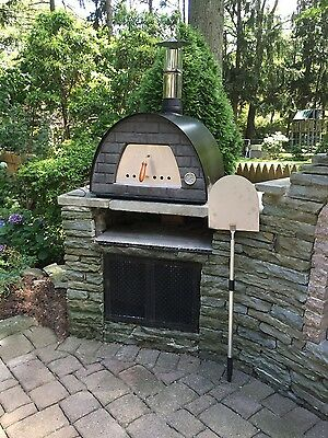 Maximus Mobile / Portable Wood Fired Pizza Oven, Outdoor, Made in Portugal
