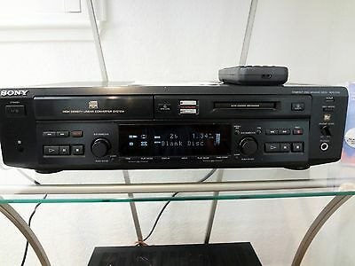 Sony MXD-D40 IN Excellent Working condition Very Rare Unit