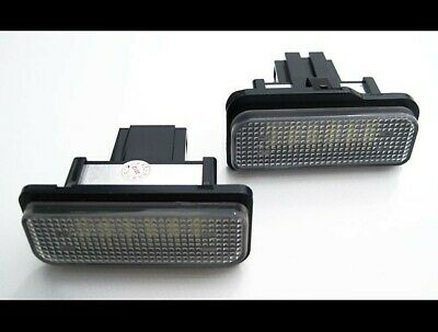 Mercedes Benz C W203 Estate E W211 C219 SLK R171 LED License Number Plate Lights