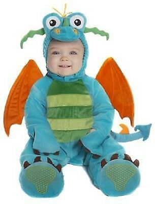 Dragon Infant/Toddler Halloween Costume 12-18 Months from One Step Ahead - New