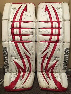 Used Vaughn V4 7600 34+2 Pro Goal Pads