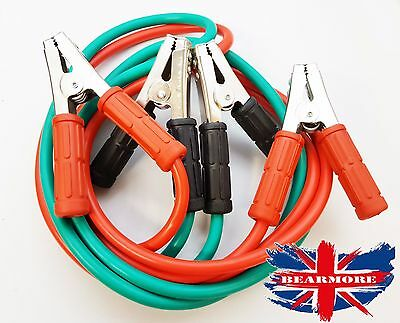 Jump Leads Booster Jumper Connecting Starter Cables for Car Van
