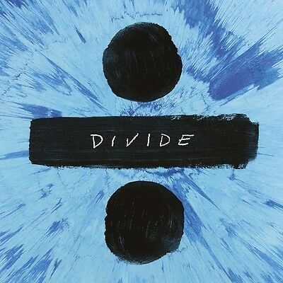 Ed Sheeran - Divide [New CD] Deluxe Edition