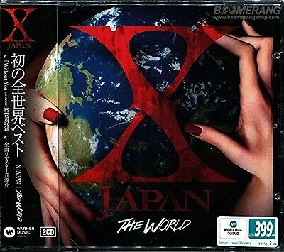 X Japan - World : The Best Of [CD New]
