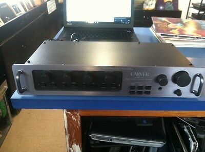 Carver C-1 Sonic Holography Pre-Amp/Processor Amplifier - EXCELLENT Condition