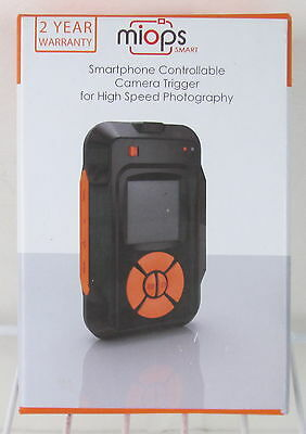 Miops Smartphone Controllable Camera Trigger - Used - Missing Camera Dongle