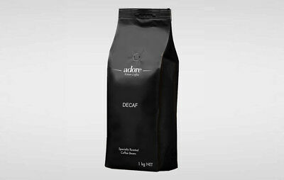 Adore Mountain water Decaf 500g Adore Estate Blends
