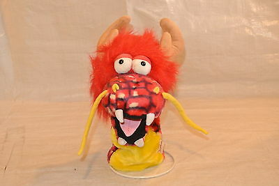 Chinese Dragon Headcover Golfclub Cover by Daphne
