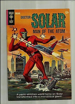 Doctor Solar Man Of The Atom #10 1965  Gold Key Silver Age Comics